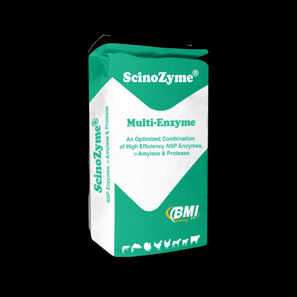 ساینوزایم (مولتی آنزیم) : نام تجاری شرح کوتاه در اینجا تایپ کنید.